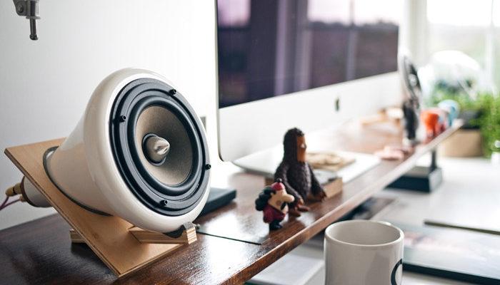 Speaker for small room