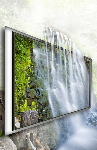 Water Resistant - Waterproof TV