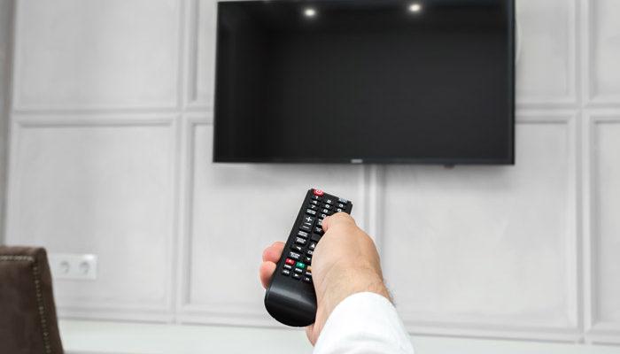 TV is Blank or Black Screen