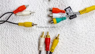 RCA Cable and Connector
