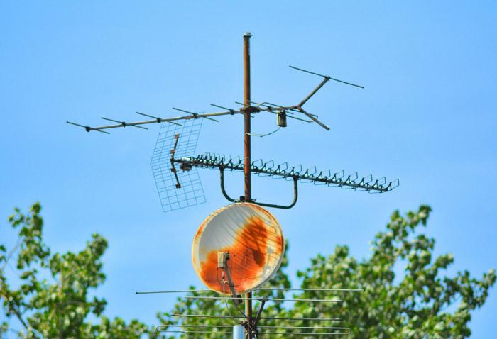 Outside Antenna