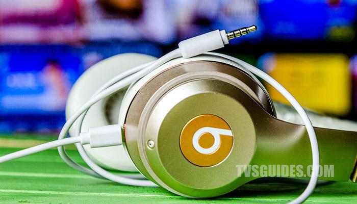 Headphones with 3.5mm jack